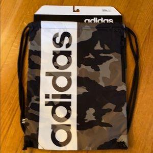 NEW Adidas camo sack